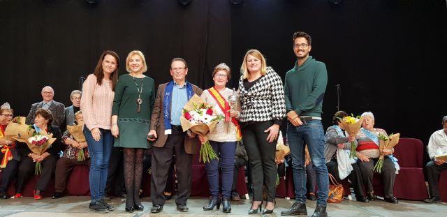 La consejera de Familia e Igualdad de Oportunidades asiste a los actos por el Día del Mayor en Mazarrón, Foto 1