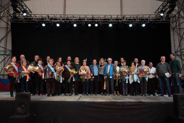 María Fenollosa y Pedro Méndez elegidos reina y míster de las Fiestas Patronales en representación de nuestros mayores, Foto 1
