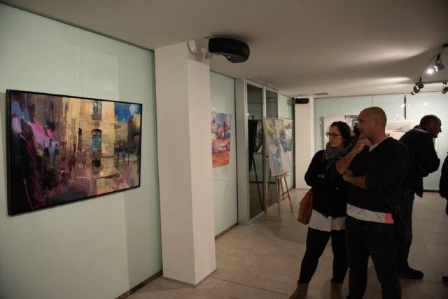 """Rafael Terrés gana el primer premio del certamen de pintura al aire libre """"Paisajes de Mazarrón"""", Foto 3"""