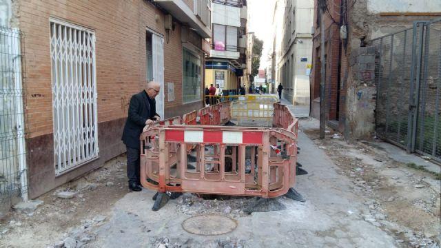 Cs carga contra PP y PSOE por su incompetencia para coordinar los trámites para desarrollar las obras en Cartagena - 5, Foto 5