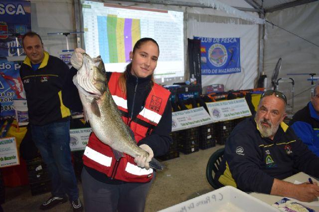 Ginés Jover del Club de Pesca El Marlin se impone en el XV Open Nacional de Pesca Bahía de Mazarrón´ - 1, Foto 1