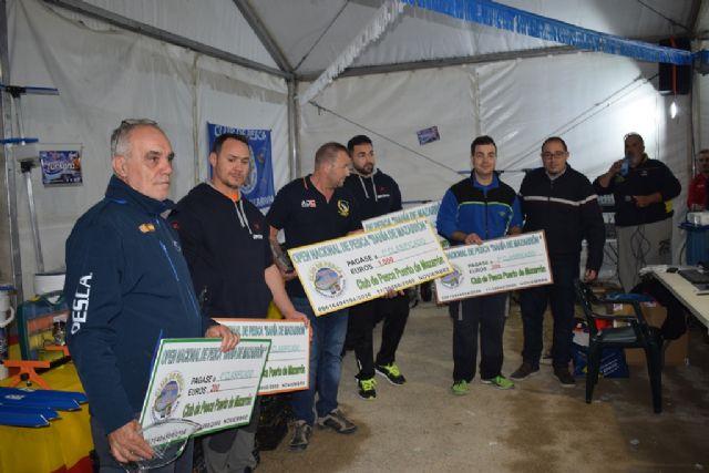 Ginés Jover del Club de Pesca El Marlin se impone en el XV Open Nacional de Pesca Bahía de Mazarrón´ - 3, Foto 3