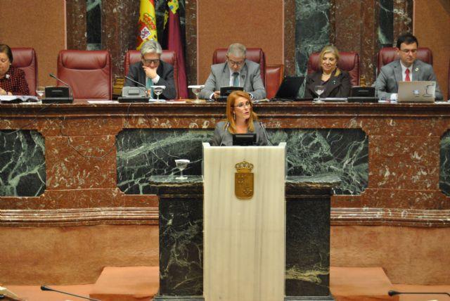Aprobada en la Asamblea la iniciativa del PSOE para arreglar la carretera RM-B30, de acceso a Benizar, Otos, Mazuza y Casa Requena - 1, Foto 1