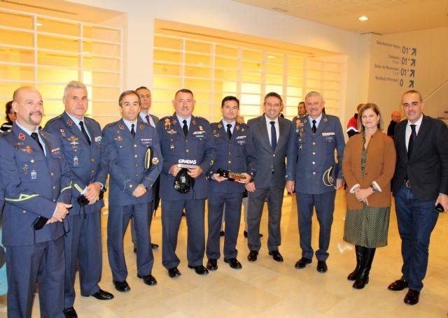 Batalla sin cuartel contra la DANA de las Unidades Militares del Ejército del Aire en la Región de Murcia - 2, Foto 2