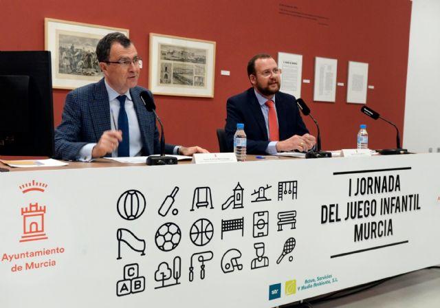 Murcia apuesta por la máxima seguridad en las zonas de juego infantil, que serán certificadas por un organismo nacional - 2, Foto 2