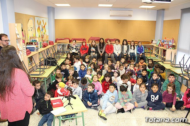 CEIP Santa Eulalia celebrates Constitution Day, Foto 2