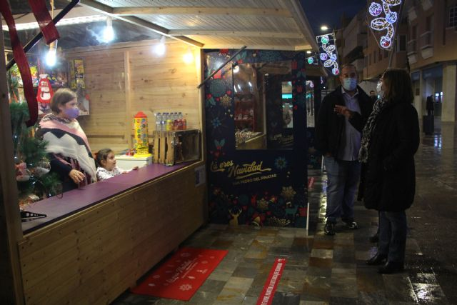Llega la Navidad a San Pedro del Pinatar con un Mercado Navideño, el Belén y más de 30 actividades online - 1, Foto 1
