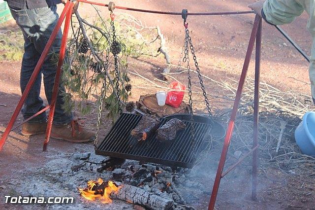 Medio Ambiente pone en marcha un dispositivo especial para el 7 de enero por la romería de Santa Eulalia en Totana, Foto 1