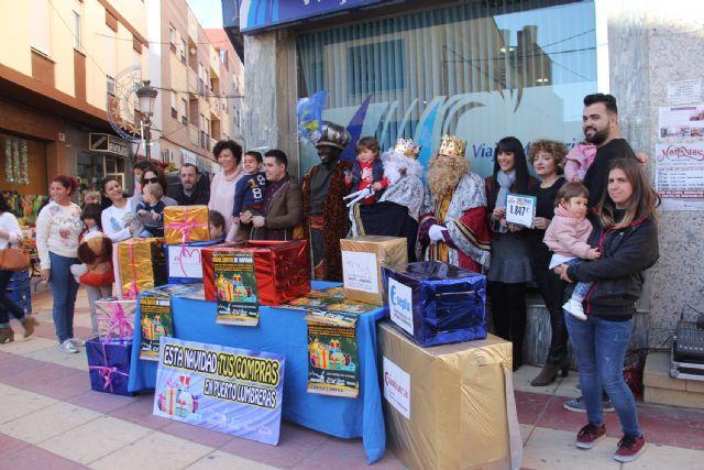 Los comercios lumbrerenses celebran el sorteo de la Campaña de Navidad 'Compra en Puerto Lumbreras' - 1, Foto 1