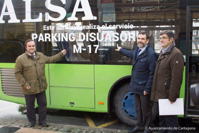 Autobuses gratis para ver la Cabalgata de Reyes - 1, Foto 1