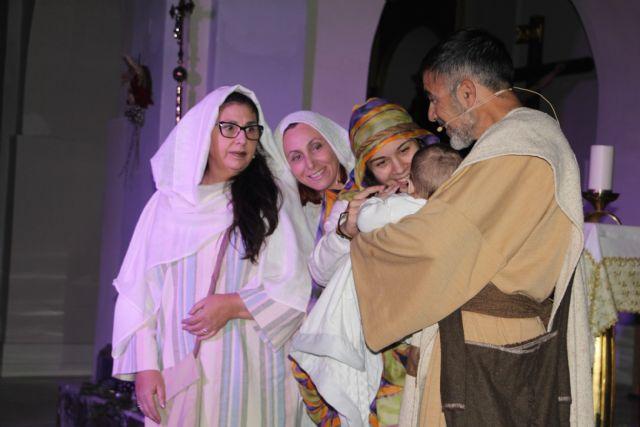 El emisario real precede la llegada de los Reyes Magos de Oriente a San Pedro del Pinatar - 1, Foto 1