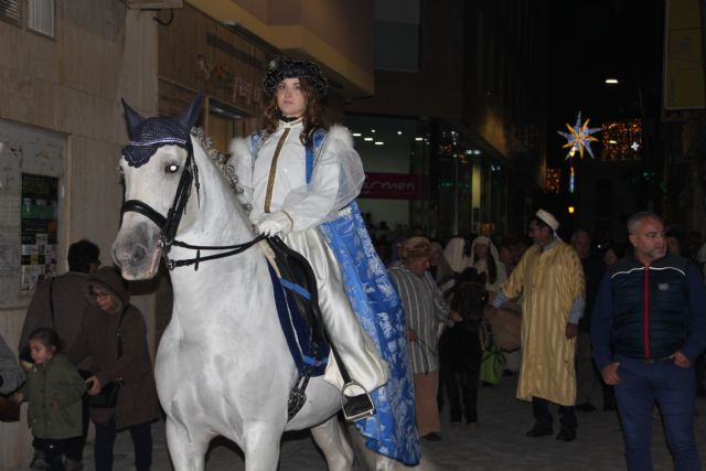 El emisario real precede la llegada de los Reyes Magos de Oriente a San Pedro del Pinatar - 2, Foto 2