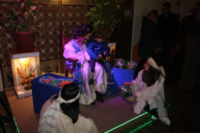 El emisario real precede la llegada de los Reyes Magos de Oriente a San Pedro del Pinatar - 4, Foto 4