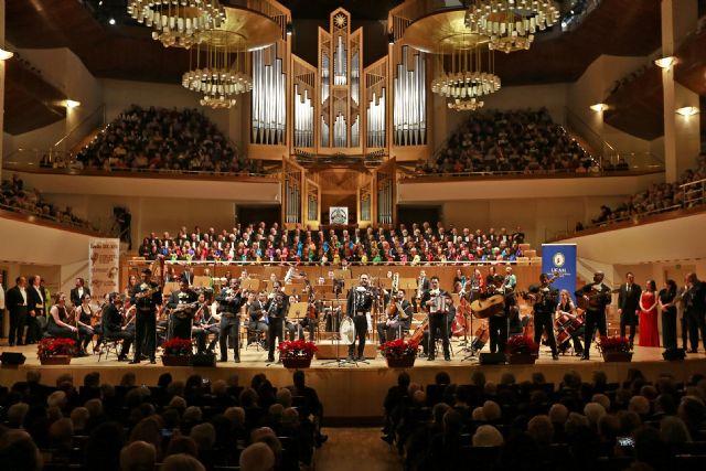 El tenor Javier Camarena, acompañado por la Sinfónica de la UCAM, aclamado en el Auditorio Nacional - 1, Foto 1
