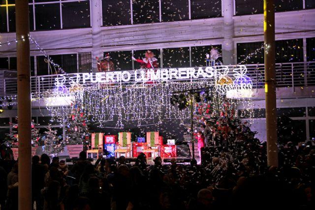 Los Reyes Magos llegan a Puerto Lumbreras - 2, Foto 2