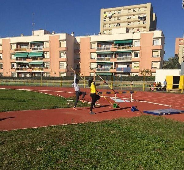Este sábado, tecnificación y competición de pértiga en Cartagena - 1, Foto 1