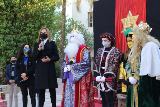 La Alcaldesa de Archena ofrece una recepción oficial a los Reyes Magos - 1, Foto 1