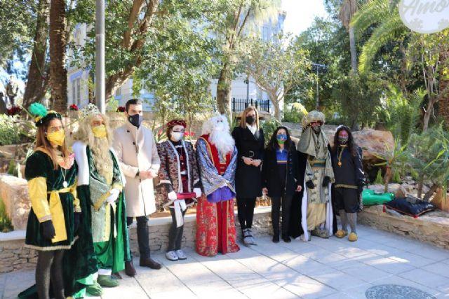 La Alcaldesa de Archena ofrece una recepción oficial a los Reyes Magos - 2, Foto 2