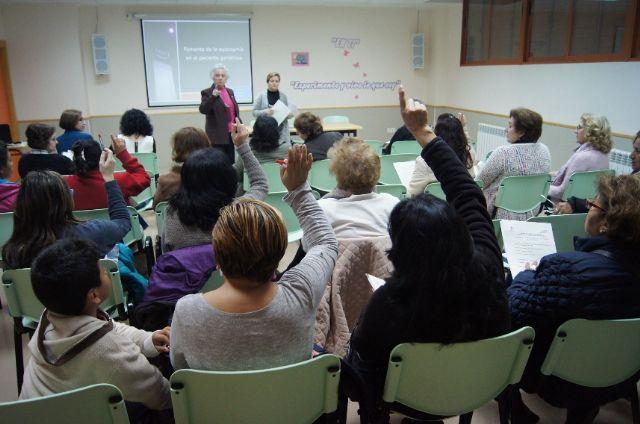 Se celebra una nueva sesión del proyecto Escuela de Aprendizaje a Domicilio, Foto 1