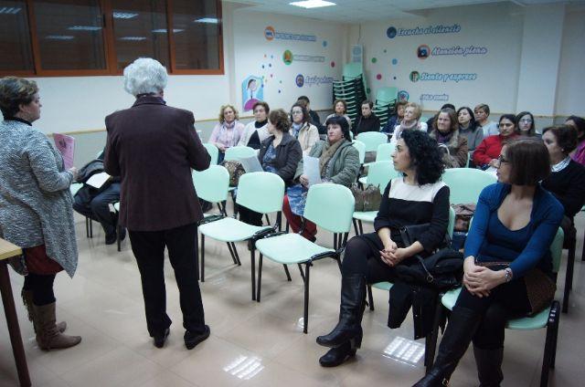 Se celebra una nueva sesión del proyecto Escuela de Aprendizaje a Domicilio, Foto 2