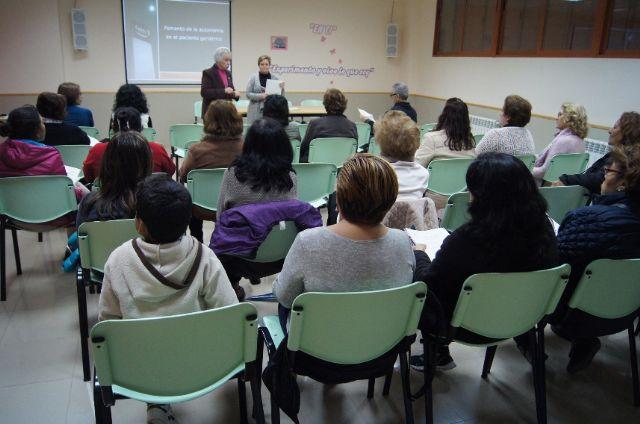 Se celebra una nueva sesión del proyecto Escuela de Aprendizaje a Domicilio, Foto 3