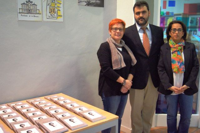 El profesor Juan Antonio Fernández ofrece una conferencia y presenta el libro Antología literaria de Antonio Para Vico, Foto 5