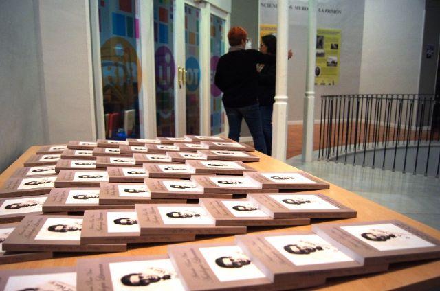 El profesor Juan Antonio Fernández ofrece una conferencia y presenta el libro Antología literaria de Antonio Para Vico, Foto 8