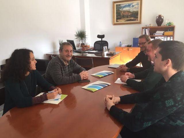 El Ayuntamiento estudia su posible integración en la Red de Municipios Sostenibles que promueve la Fundación Desarrollo Sostenible, Foto 1