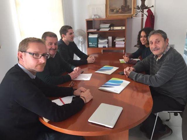 El Ayuntamiento estudia su posible integración en la Red de Municipios Sostenibles que promueve la Fundación Desarrollo Sostenible, Foto 2