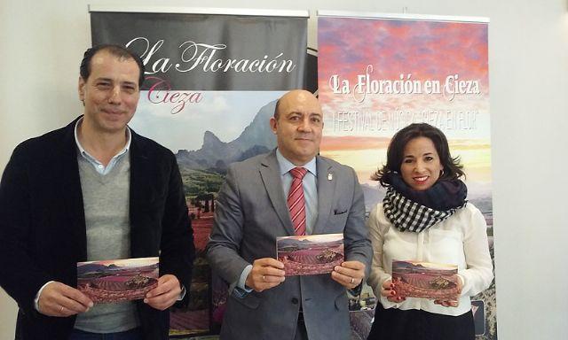 El 'I Festival Cieza en Flor', principal novedad de La Floración 2016 - 1, Foto 1