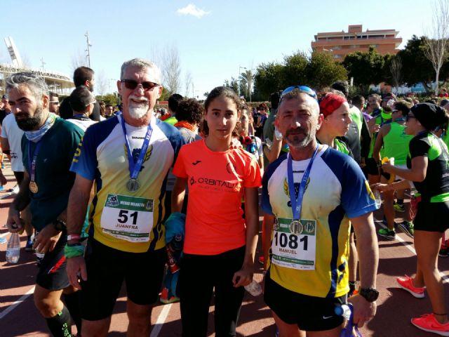 Excelentes resultados este fin de semana para el Club Atletismo de Totana, Foto 7