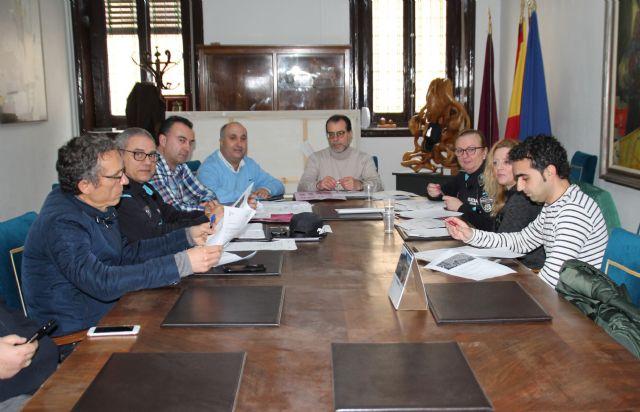 El equipo de gobierno mantiene un encuentro de coordinación general del proyecto Floración - 1, Foto 1