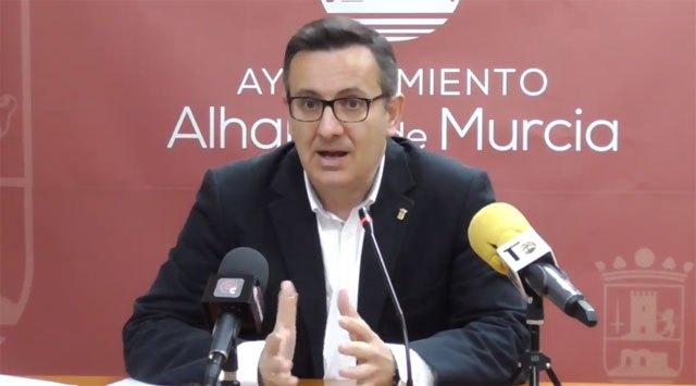 Declaraciones del alcalde de Alhama tras la emisión del programa