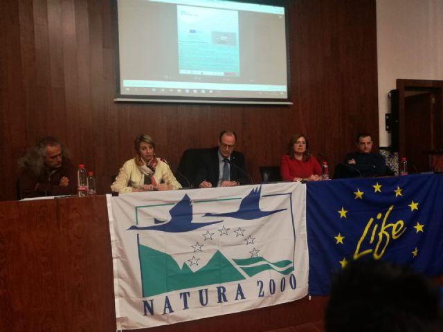 Expertos internacionales analizan fórmulas para mejorar el espacio natural de las salinas de San Pedro y las dunas de la Llana - 1, Foto 1