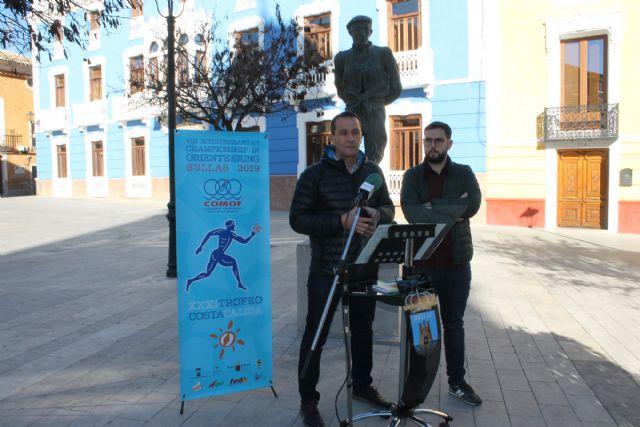Bullas acoge del 21 al 24 de febrero el Trofeo Internacional de Orientación Costa Cálida y la Copa Mediterráneo de Orientación - 1, Foto 1