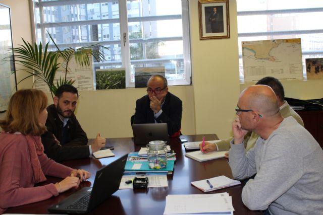 Agricultura analiza los resultados de los ensayos realizados en invernaderos de tomate y pepino en Mazarrón para la desinfección de suelos, Foto 1