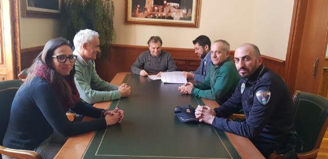 El Ayuntamiento de Fortuna firma un convenio con Diagrama para favorecer la inserción social de los jóvenes de su Fundación - 1, Foto 1