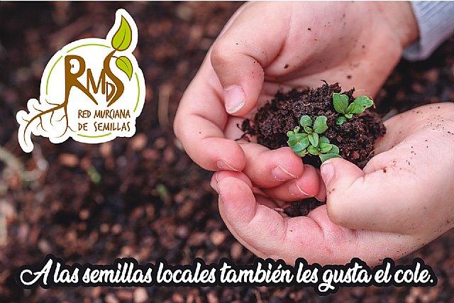 La Red Murciana de Semillas repartirá durante el mes de febrero semillas de variedades locales a los centros escolares de la Región de Murcia - 1, Foto 1