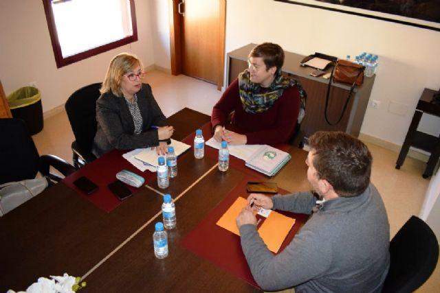 Ayuntamiento y Consejería de Turismo aúnaran esfuerzos en proyectos de mejoras turísticas, Foto 2