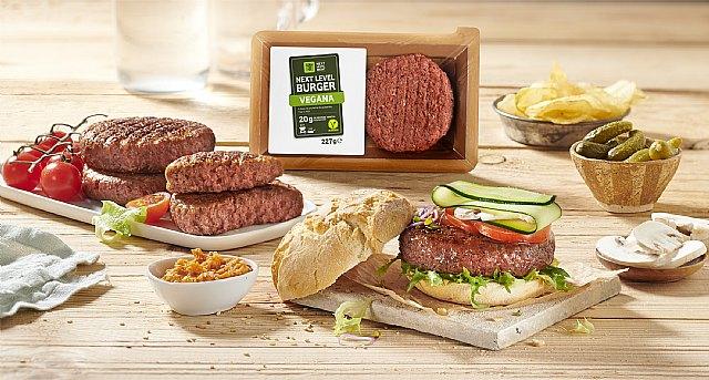 Lidl lanza su propia hamburguesa vegana - 1, Foto 1