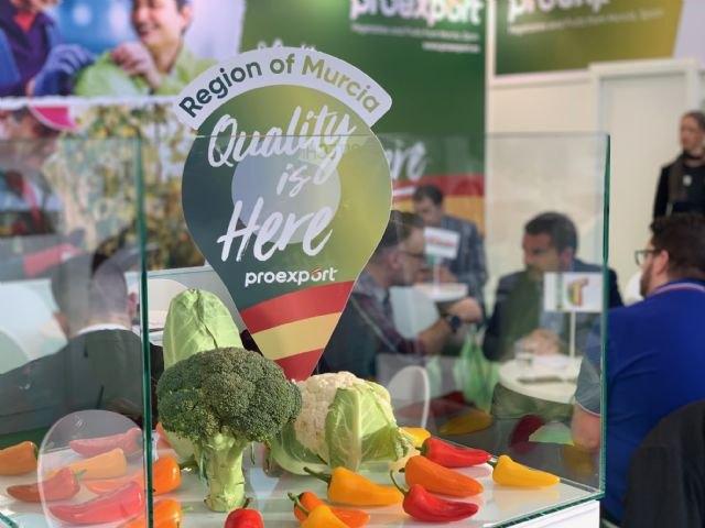 Las frutas y hortalizas que producimos en la Región de Murcia son insustituibles - 1, Foto 1