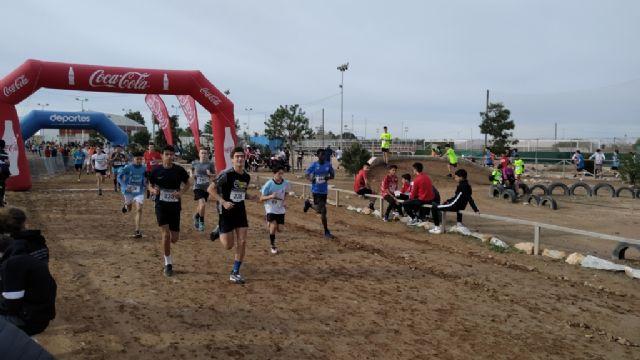 Veinti�n escolares totaneros participaron en la Final Regional de Campo a Trav�s de Deporte Escolar, en las categor�as infantil, cadete y juvenil, Foto 5