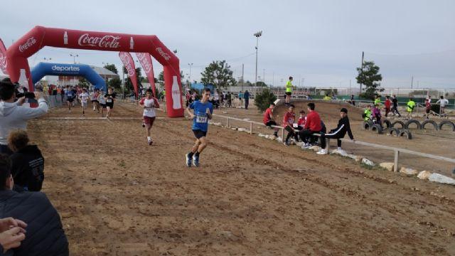 Veinti�n escolares totaneros participaron en la Final Regional de Campo a Trav�s de Deporte Escolar, en las categor�as infantil, cadete y juvenil, Foto 6
