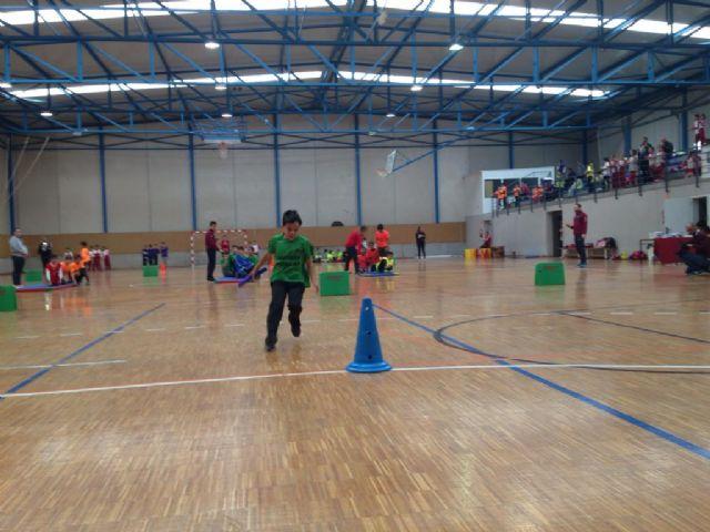 11 centros educativos y más de 150 escolares participaron en Jugando al Atletismo benjamín, en Roldán - 3, Foto 3