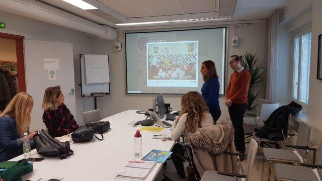 El Colegio Reina Sof�a ha sido seleccionado para formar parte del programa europeo Erasmus+, Foto 6