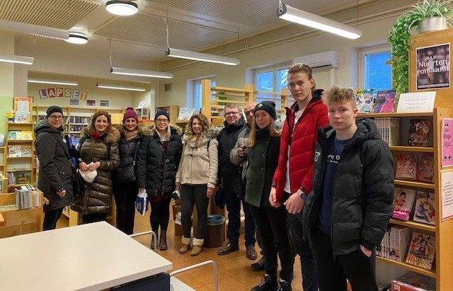 El Colegio Reina Sof�a ha sido seleccionado para formar parte del programa europeo Erasmus+, Foto 4