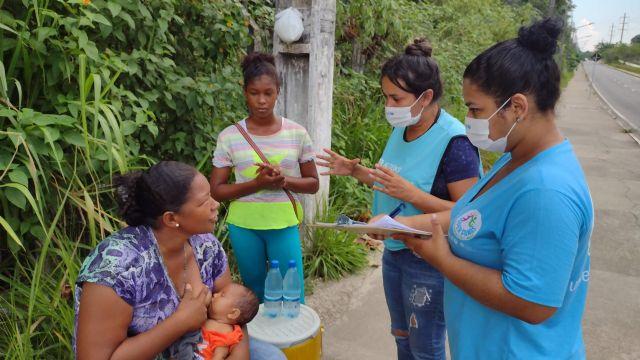 Emergencia humanitaria en Brasil - 2, Foto 2