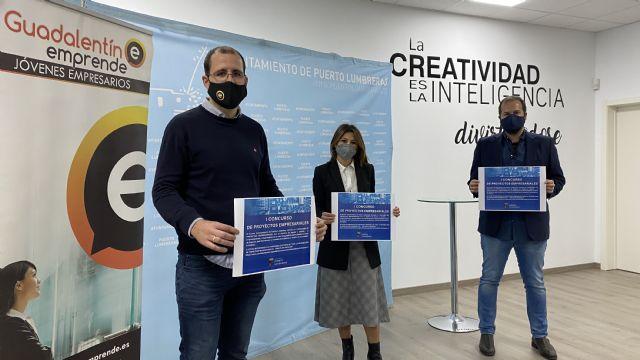 El Ayuntamiento de Puerto Lumbreras lanza el I Concurso de Proyectos Empresariales para promover el emprendimiento y la reactivación económica - 1, Foto 1