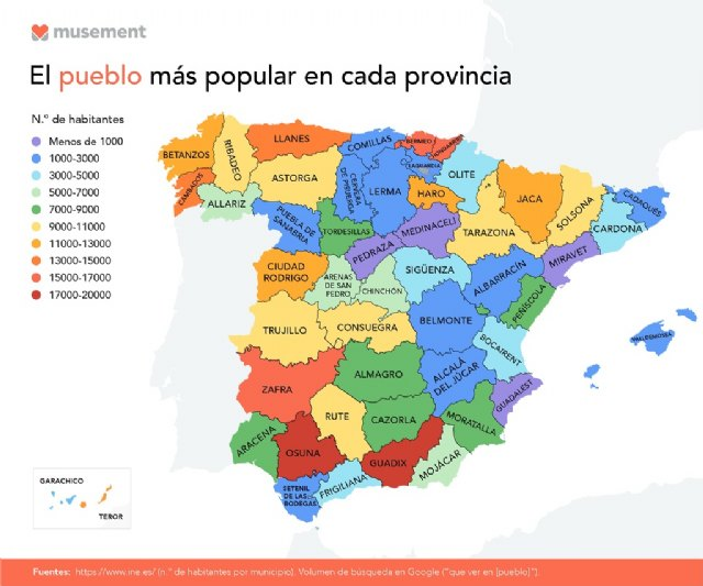 Moratalla es el pueblo más popular de la Región de Murcia, según Musement - 1, Foto 1