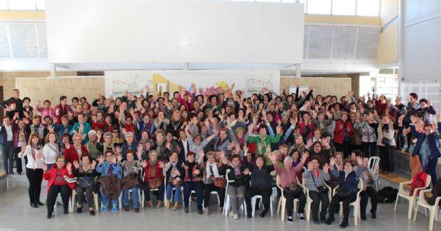 Encuentro de mujeres en el Cabezo de la Jara para celebrar el Mes de la Mujer - 1, Foto 1